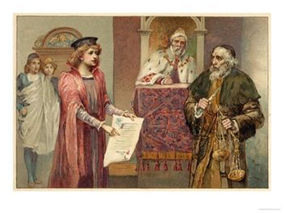 the theme of sympathy in the merchant of venice a play by william shakespeare The merchant of venice shakespeare homepage | merchant of venice | entire play act i scene i venice a street enter antonio what's the news from venice how doth that royal merchant, good antonio i know he will be glad of our success we are the jasons.